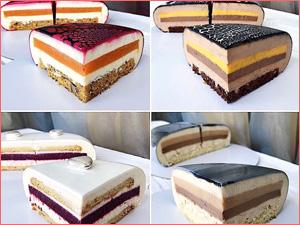 Вкусная начинка для торта из шоколада