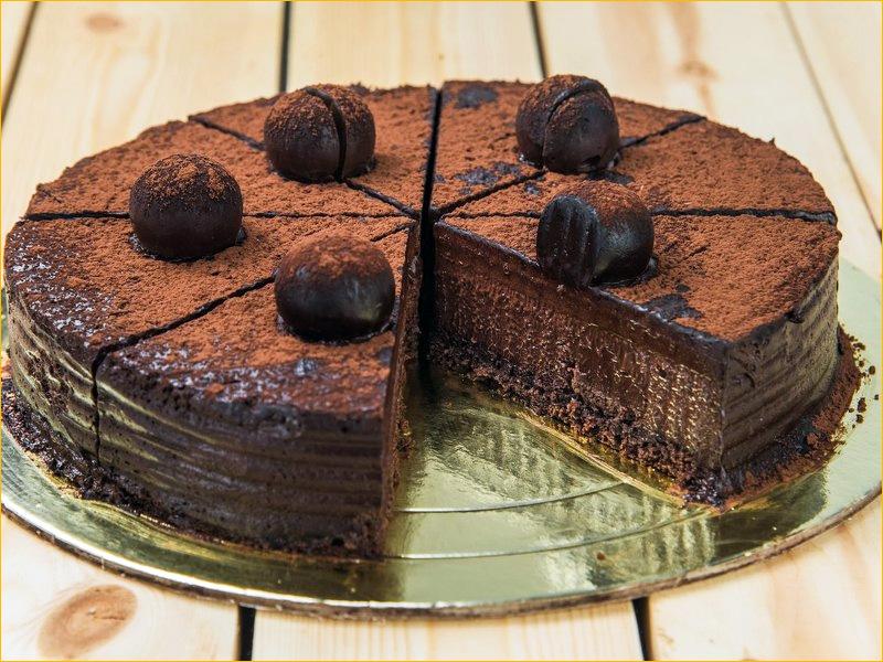 Торт по вкусному рецепту от кондитера